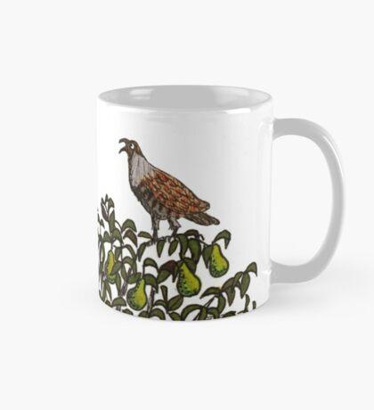 A Partridge Bird in a Pear Tree Mug