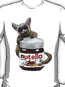 Sweet aim // galago and nutella T-Shirt