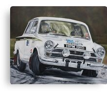 Ford Mk 1 Cortina Canvas Print