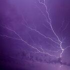 Branching Lightning Bolt by Kenneth Keifer