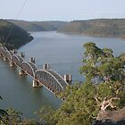 Hawkesbury River Railway by rossco