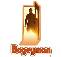 Halloween II Bogeyman Tee Photographic Print