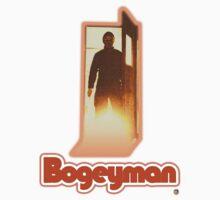 Halloween II Bogeyman Tee by Michael Donnellan