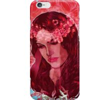Shades of Red iPhone Case/Skin