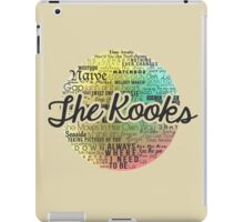 The Kooks (Ver. 01) - Songs iPad Case/Skin