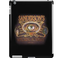 Sanderson's Witching Academy Inspired by Hocus Pocus iPad Case/Skin