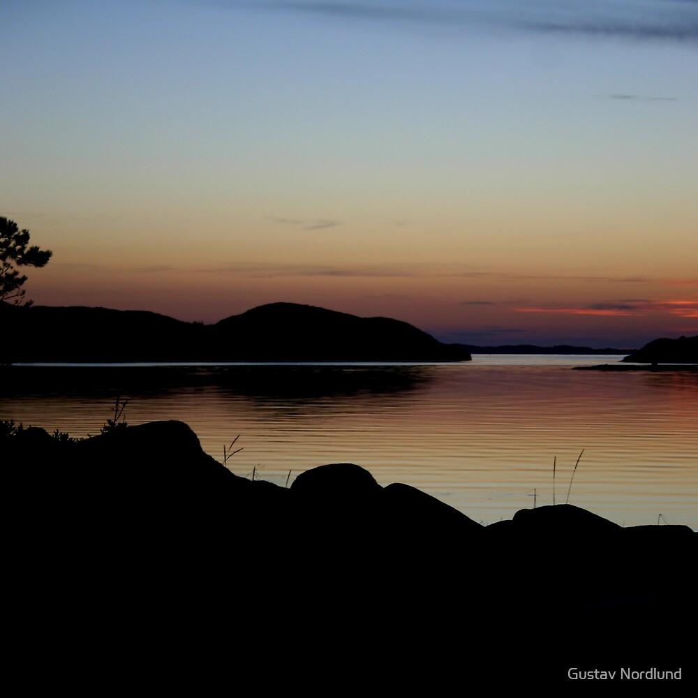 Resting Sea by Gustav Nordlund