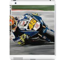 Valentino Rossi Yamaha  iPad Case/Skin