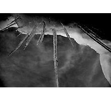 Dark Ice Photographic Print