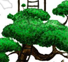 Magic Tree Sticker