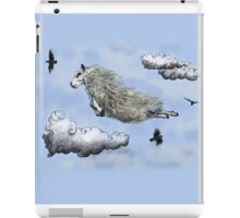 Flying sheep iPad Case/Skin