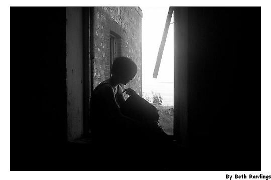 silent silhoutte by elizabethrose05