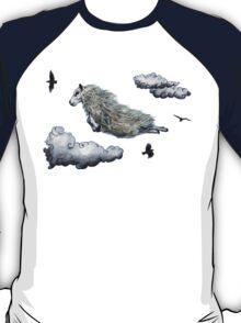 Flying sheep T-Shirt