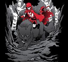 Red by dooomcat
