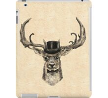 Mr Deer iPad Case/Skin