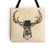 Mr Deer Tote Bag