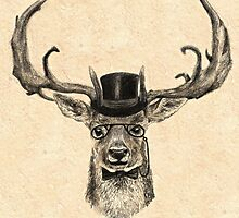 Mr Deer by AnnaShell