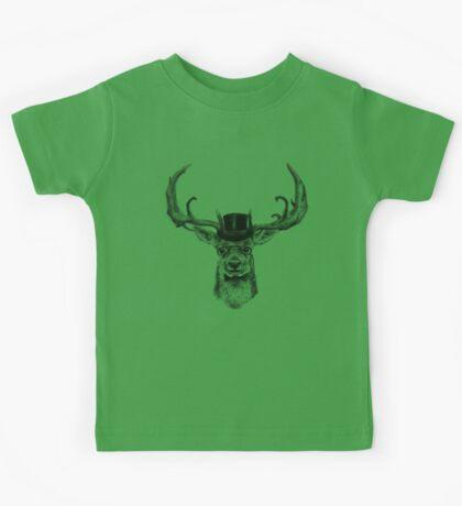 Mr Deer Kids Tee