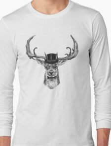 Mr Deer Long Sleeve T-Shirt