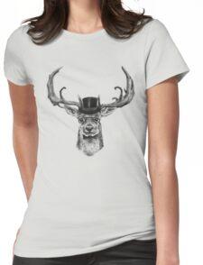Mr Deer Womens Fitted T-Shirt
