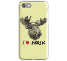 I love Music! iPhone Case/Skin