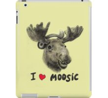 I love Music! iPad Case/Skin