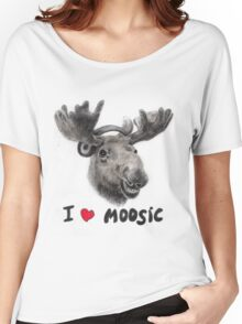 I love Music! Women's Relaxed Fit T-Shirt