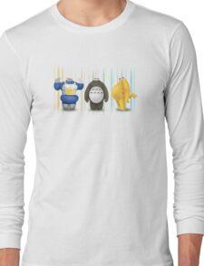 Big Heroes Long Sleeve T-Shirt