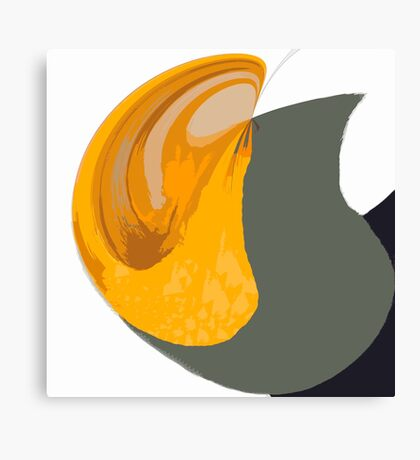 Pitcher Abstract Canvas Print