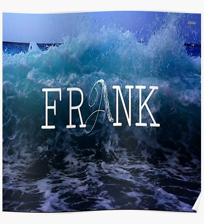 Frank ocean Poster
