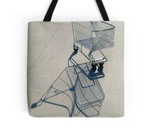 Shopping Trolly,Grovedale Geelong Tote Bag