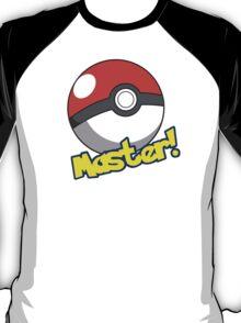 Pokémon Master T-Shirt