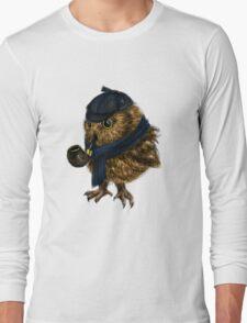Sherlock // owl Long Sleeve T-Shirt