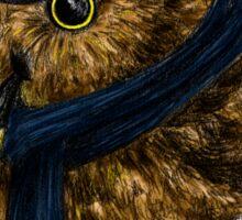 Sherlock // owl Sticker