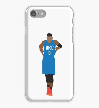 Westbrook iPhone Case/Skin