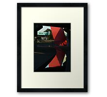 City LInk Gate Framed Print