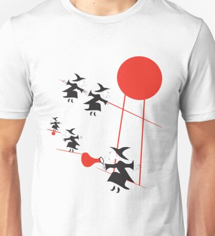 My wicked red bubble Unisex T-Shirt