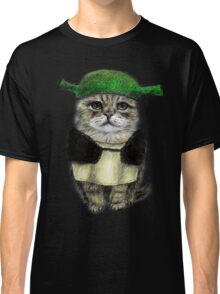 My owner is an IDIOT Classic T-Shirt
