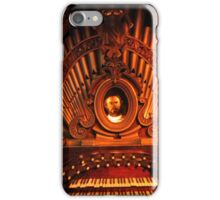 Captain Nemo's Organ  iPhone Case/Skin