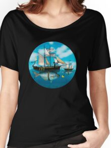 Sea Journey Women's Relaxed Fit T-Shirt