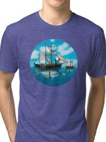 Sea Journey Tri-blend T-Shirt