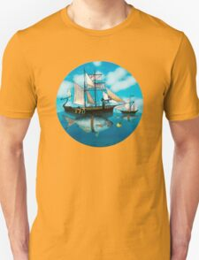 Sea Journey Unisex T-Shirt