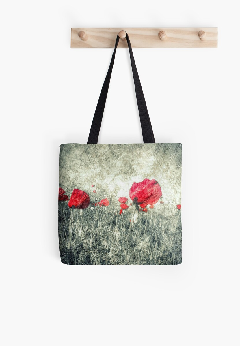 poppies & letters  by IOANNA PAPANIKOLAOU