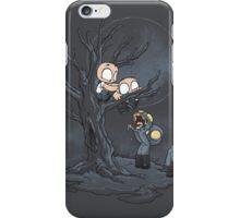 Zombie Ingenuity iPhone Case/Skin