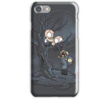 Zombie Ingenuity iPhone Case/Skin