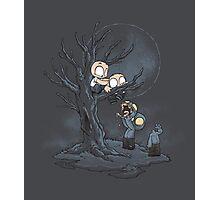 Zombie Ingenuity Photographic Print