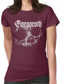 Gorgoroth Womens Fitted T-Shirt