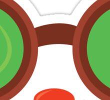 Ziggs Goggles League of Legends Sticker