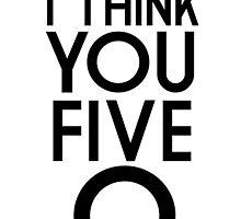 I Think You Five-O by BlackCloudyMan