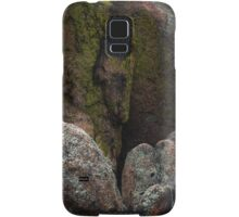 Emerging Colors in Rocks Samsung Galaxy Case/Skin